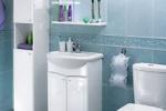 Что стоит знать при выборе мебели для ванной