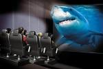 оборудование для 5D кинотеатров