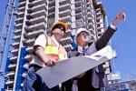Этапы строительства коммерческой недвижимости