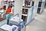 Перегородка в офисе - необходимый предмет интерьера