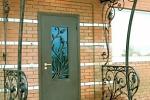 Оригинальные стальные двери