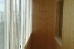 Отделка и утепление балконов и лоджий