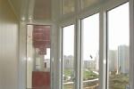 Качественное остекление лоджий и балконов