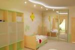 Детская комната и ее освещение