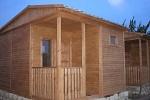 Строительство деревянной бытовки