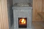 печь дровяная для бани