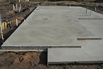 Плиты из песчаного бетона