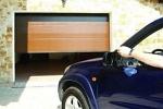 Преимущества автоматических гаражных ворот