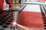 Раскрой металла при помощи лазера