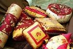 Разновидности декоративных подушек