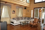шторы для загородного дома