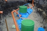 Система многокамерной канализации