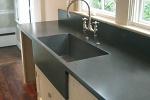 Столешницы из бетона для кухни