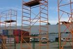 Достоинства и преимущества использования строительных тур-вышек