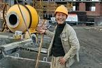 строительный бум в Китае