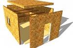 строительства с использованием СИП панелей