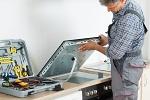 Установка электрической плиты электриком