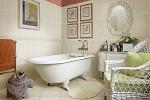 ванна в стиле прованс