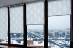 Вешайте на окна роллайт жалюзи