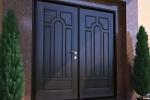 входной металлической двери