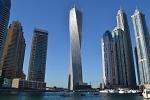 Витая башня в Дубае