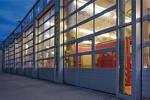 Ворота для коллективных гаражей Хёрман