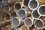 восстановленные металлические трубы