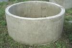 Железобетонные кольца для канализации